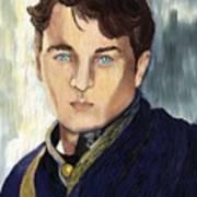 Soldier Blue Art Print by Sydne Archambault