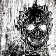 Soldier Ov Hell Art Print