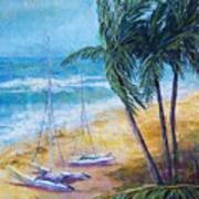 Soliman Bay Art Print