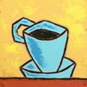 Solo Coffee I Art Print