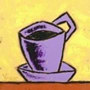 Solo Coffee IIi Art Print