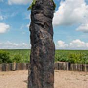 Solstice Celebrations - Menhir Stone Shepherd Art Print