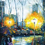 Solstice In The City, Vol.1 Art Print
