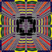Some Color 86 Art Print