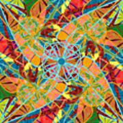 Some Harmonies And Tones 49 Art Print