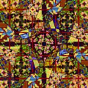 Some Harmonies And Tones 83 Art Print
