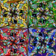 Some Harmonies And Tones 87 Art Print