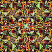 Some Harmonies And Tones 88 Art Print