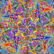 Some Symmetry 82 Art Print