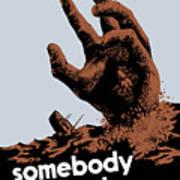Somebody Talked - Ww2 Art Print