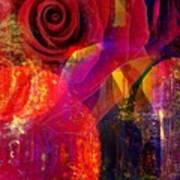 Song Of Solomon - Rose Of Sharon Art Print