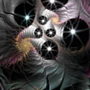 Song Of The Stars Art Print