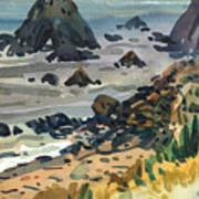 Sonoma Coast Art Print