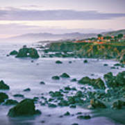 Sonoma Coast Shoreline Art Print