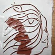 Sorrow - Tile Art Print