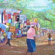 Sosua Beach Art Print