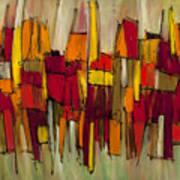 Sound And Fury Three Art Print