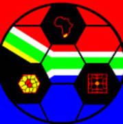 South African Joy VI Art Print