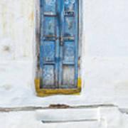 South Indian Door Art Print