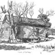 South Of Rutledge Art Print
