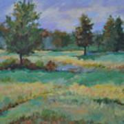 South Pasture Art Print