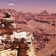South Rim, Grand Canyon Art Print