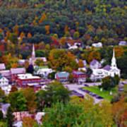 South Royalton Vermont Art Print