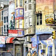 South Street Art Print