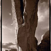 South Window Arch Arches National Park Art Print