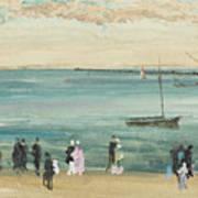 Southend Pier Art Print