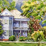 Southern Bell Art Print