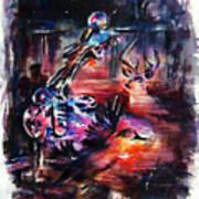 Southern Man Art Print