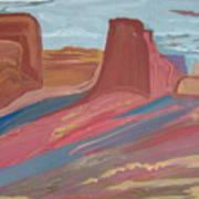 Southwest Granduer Art Print
