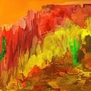 Southwest Memories Art Print