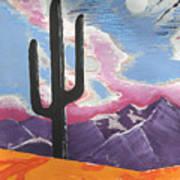 Southwest Skies 2 Art Print