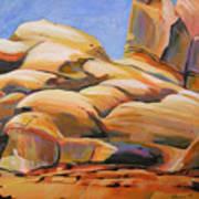 Southwest Stillness 3 Art Print