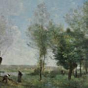 Souvenir Of Coubron Art Print
