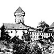 Sovinec - Castle Of The Holy Order Art Print