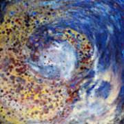 Space Holes Art Print