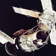 Space: Skylab 3, 1973 Art Print