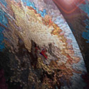 Spacescape 1 Art Print