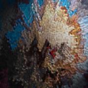 Spacescape 2 Art Print