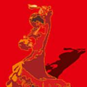 Spain Reed  Art Print