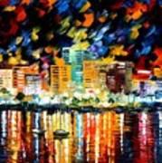 Spain San Antonio Art Print