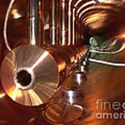 Spallation Neutron Source, Linac Art Print