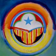 Spanish American Art Print
