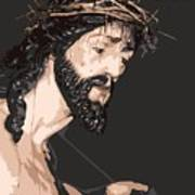 Spanish Christ Art Print