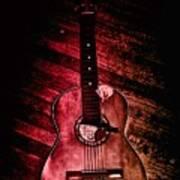 Spanish Guitar Art Print