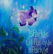 Sparkle, Little One Art Print