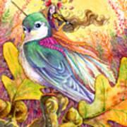 Sparrow's Song Art Print